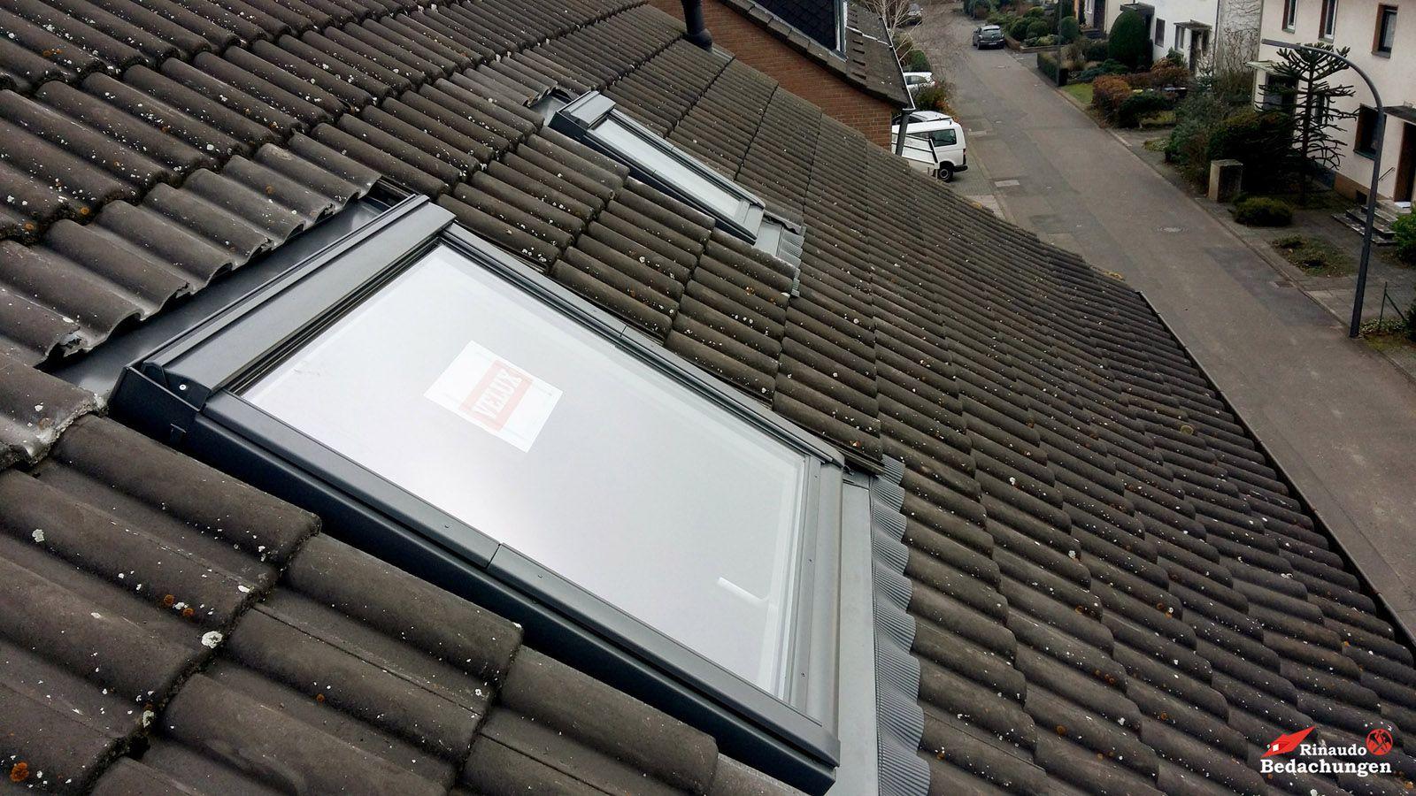 dachfenstereinbau - rinaudo bedachungen, dachdecker köln